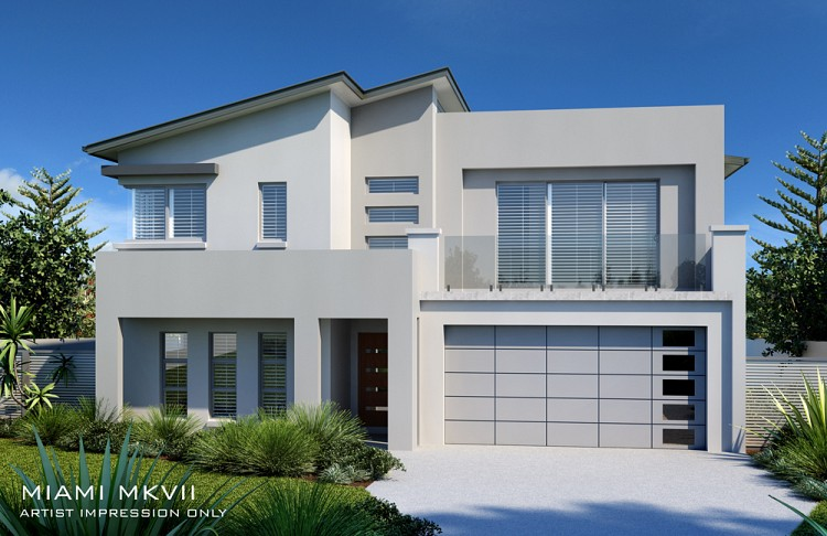 MIAMI MKVII - Double storey no split, Home Design, Tullipan Homes