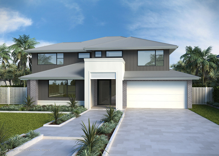 Ariana MKII, Home Design, Tullipan Homes
