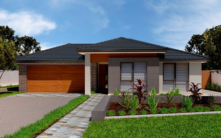 SORIA single storey, Home Design, Tullipan Homes