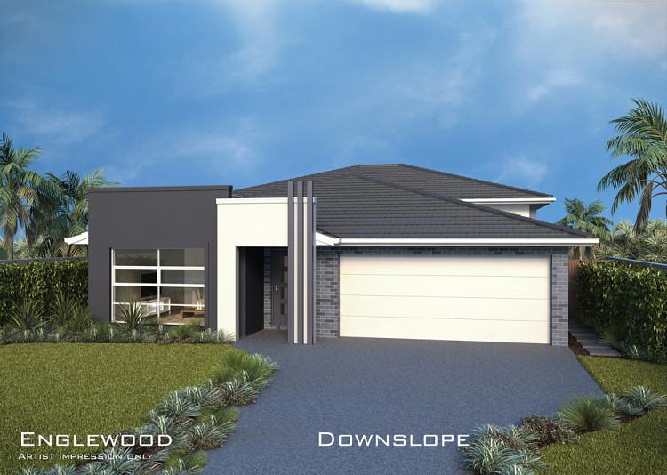 Englewood MKIII - Full Split, Home Design, Tullipan Homes
