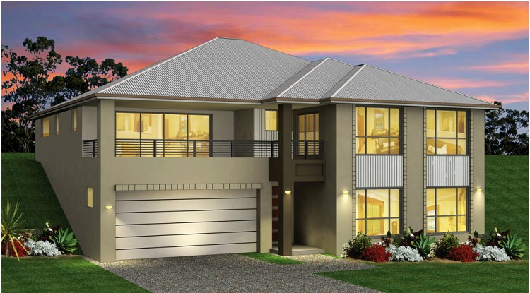 NEWPORT MKIII - 36 SQUARE, Home Design, Tullipan Homes