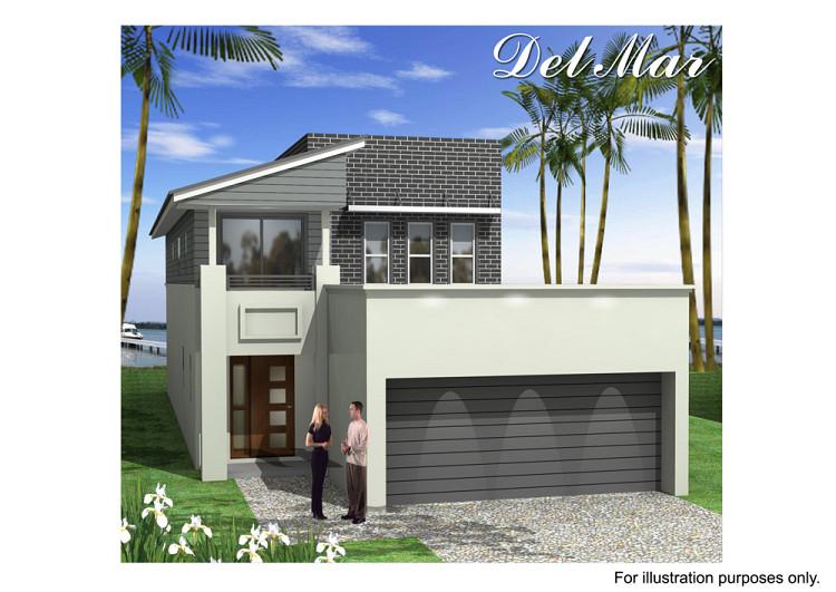 Del Mar MK 3, Home Design, Tullipan Homes