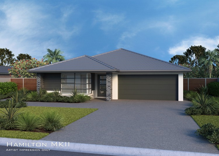 Hamilton MKII, Home Design, Tullipan Homes