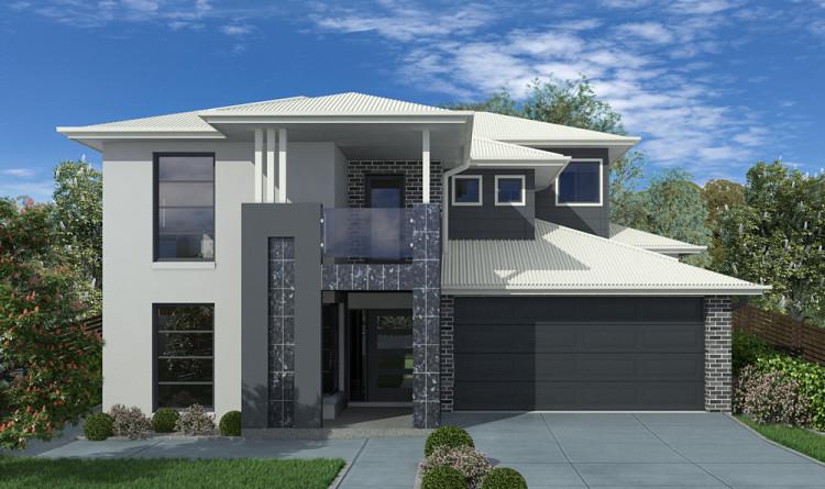 Bexley MKIII Upslope, Home Design, Tullipan Homes
