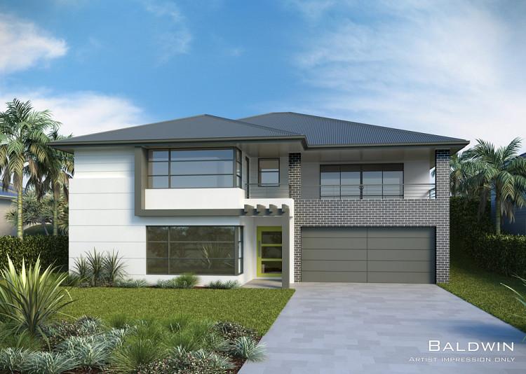Baldwin Upslope, Home Design, Tullipan Homes