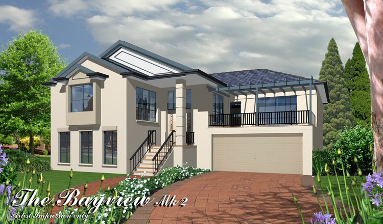 Bayview MKII, Home Design, Tullipan Homes