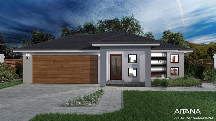 Aitana Single Storey, Home Design, Tullipan Homes