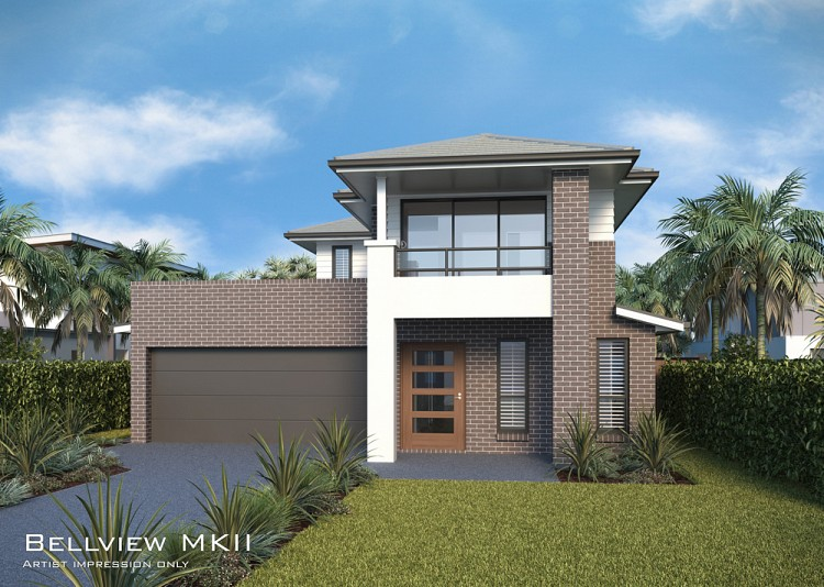 Bellview MKII, Home Design, Tullipan Homes