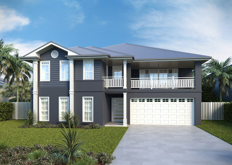 Belmore Upslope, Home Design, Tullipan Homes