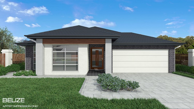 Belize single storey, Home Design, Tullipan Homes