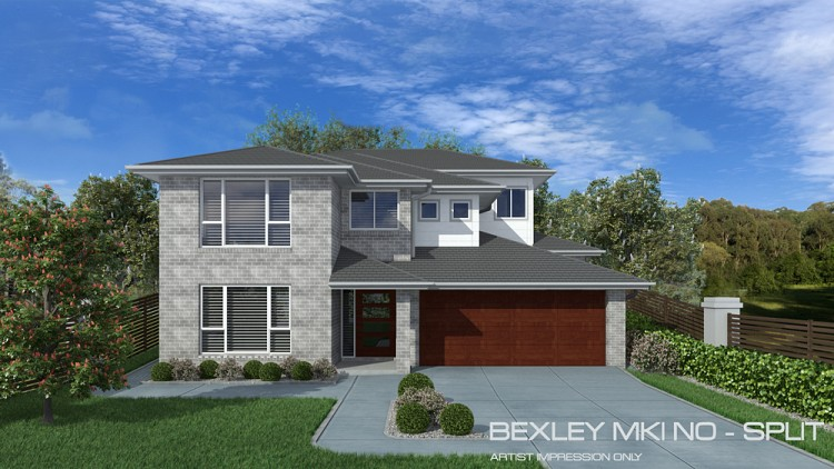 Bexley MK1 - NO Split, Home Design, Tullipan Homes