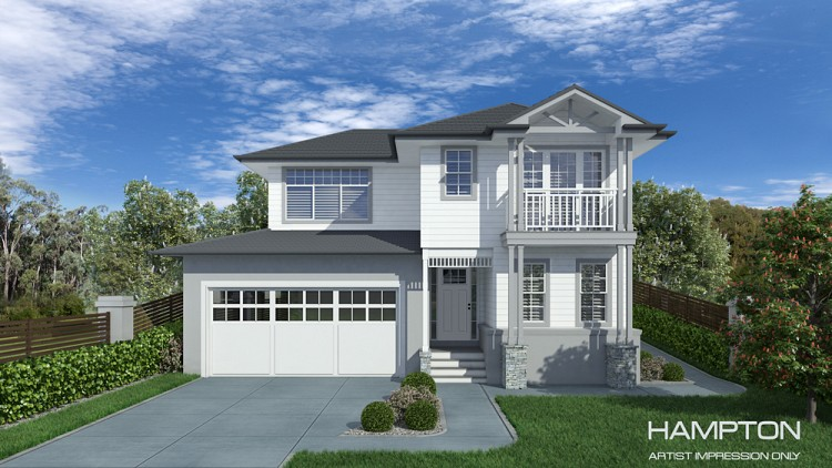 Hampton MKIII, Home Design, Tullipan Homes