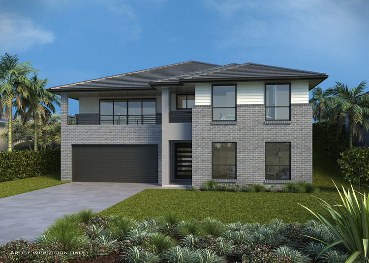Newport MK8 Upslope, Home Design, Tullipan Homes