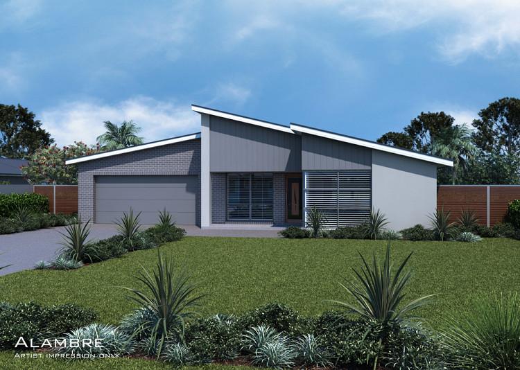 Alambre Dual Living, Home Design, Tullipan Homes