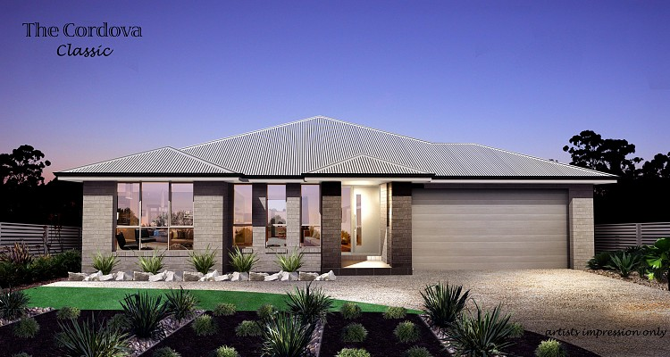 Cordova -  Alfresco Included, Home Design, Tullipan Homes