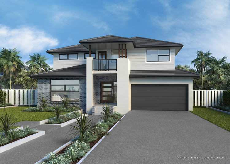 Ariana MKIV Upslope design, Home Design, Tullipan Homes