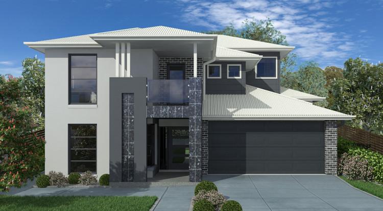 Bexley MK4 Downslope, Home Design, Tullipan Homes
