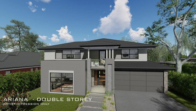 Ariana Double Storey, Home Design, Tullipan Homes