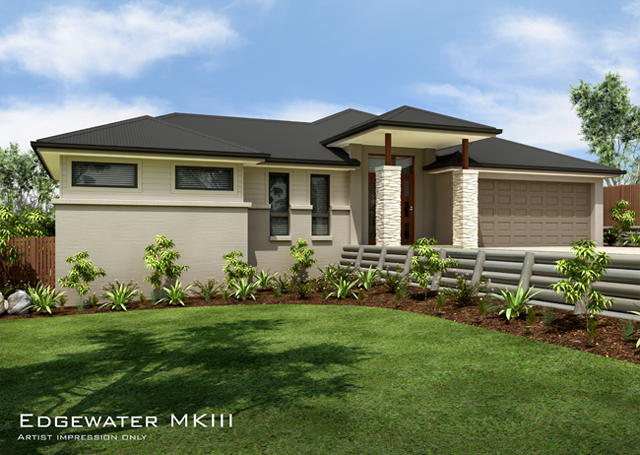 Edgewater mk 3 downslope design home design tullipan for Edgewater homes