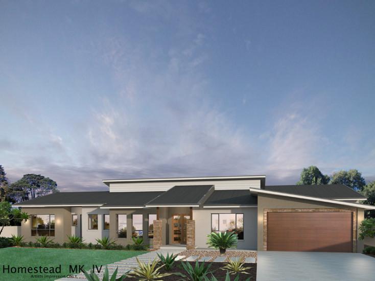 Homestead MKIV, Home Design, Tullipan Homes