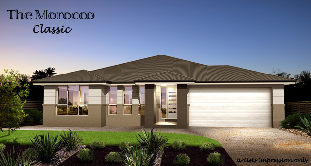 Morocco - Alfresco Included, Home Design, Tullipan Homes