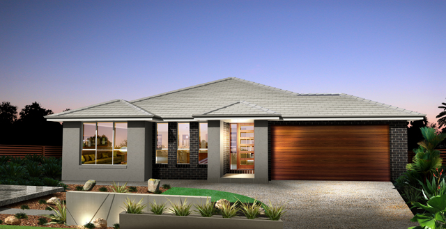 SEVILLE ( Alfresco Included )., Home Design, Tullipan Homes
