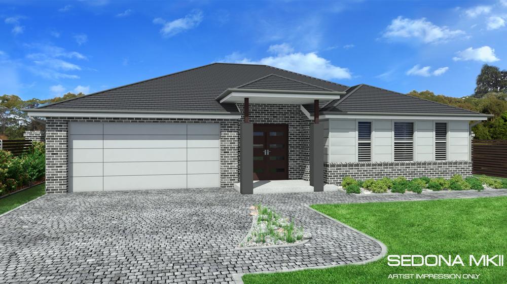 Split Roof Design: Hip Roof Profile., Home Design