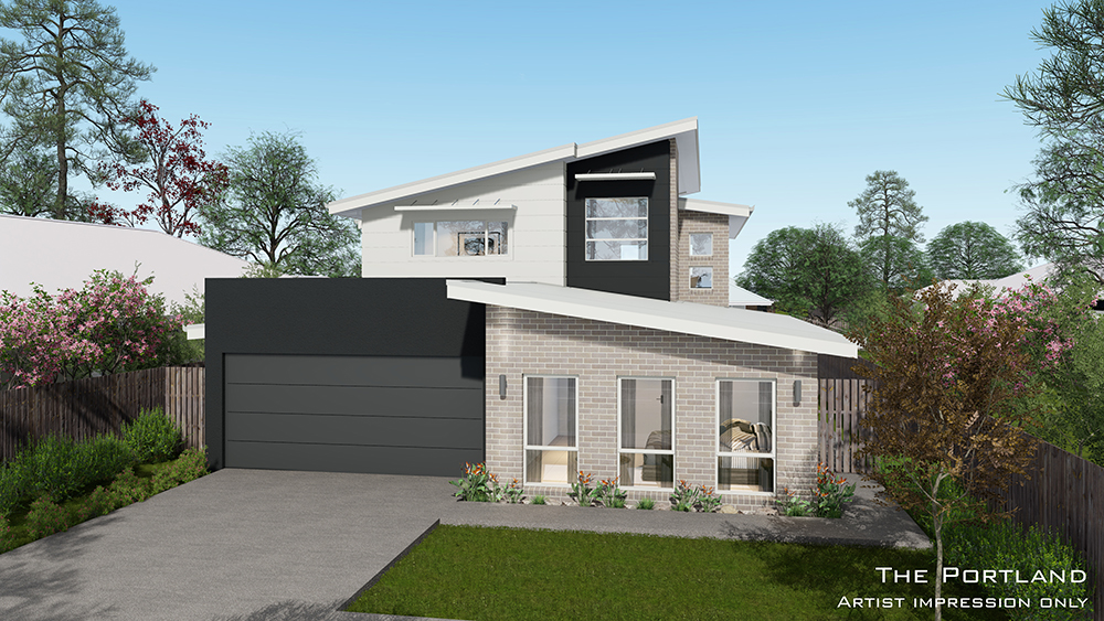 Portland home design tullipan homes for Portland home designers