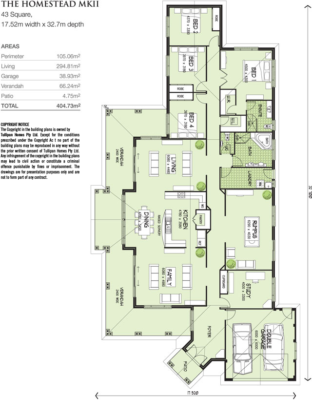 Homestead mkii home design tullipan homes Homestead house plans