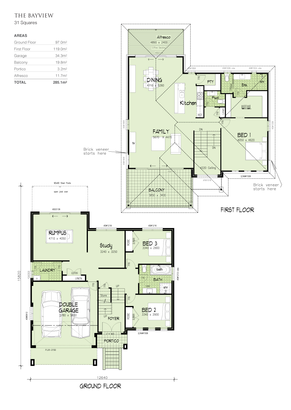 Bayview-31 Squares, Home Design, Tullipan Homes