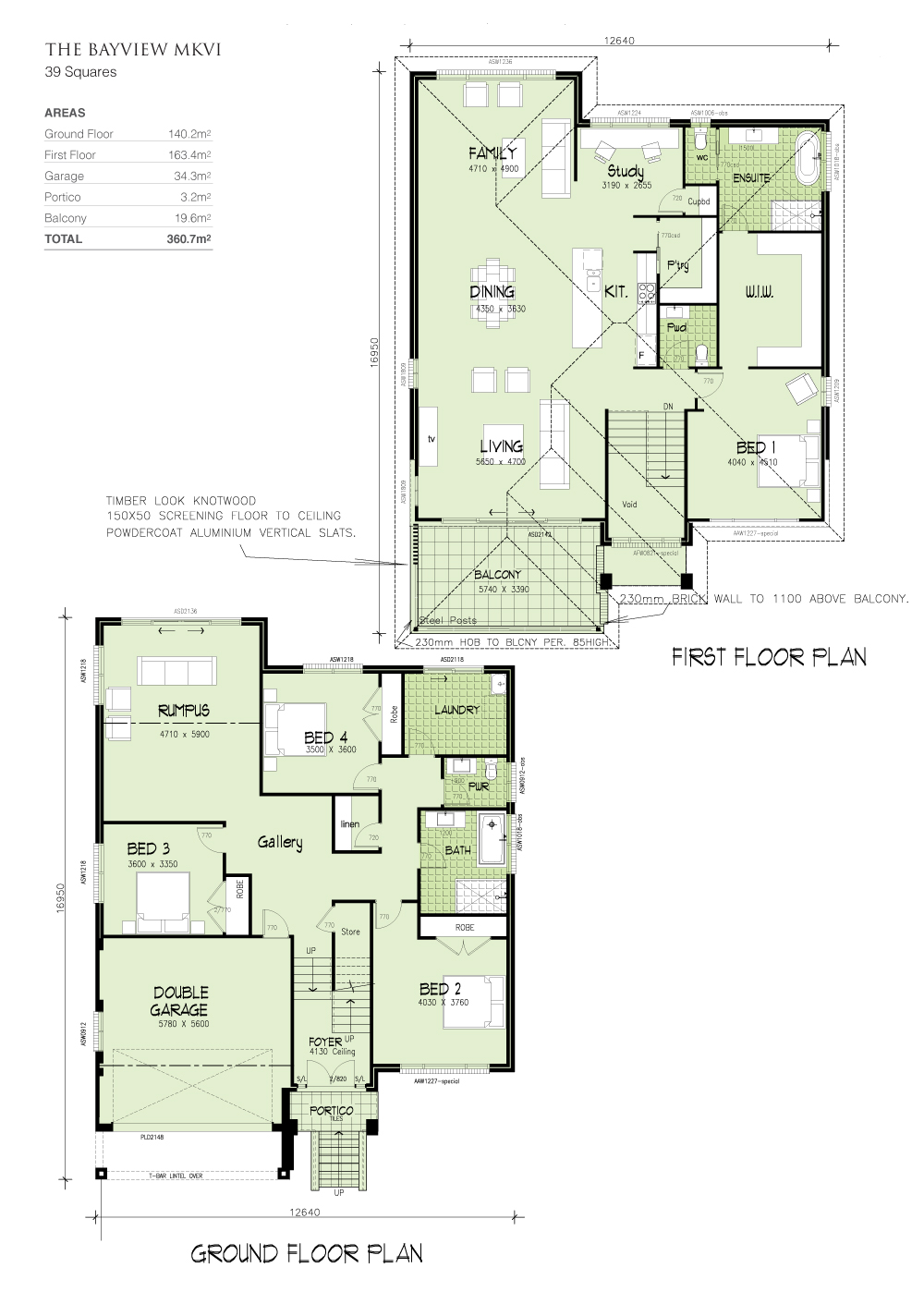 Bayview MK 6, Home Design, Tullipan Homes