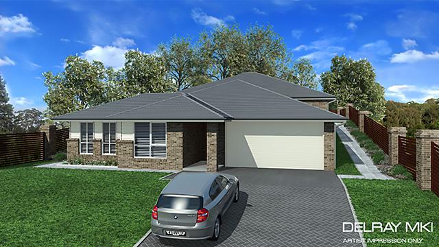 Split level homes building contractors splitlevel home for Up slope house plans
