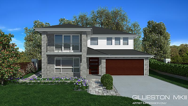 Gillieston mkiii upslope design home design tullipan homes for Up slope house plans