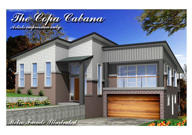 Copa Cabana, Home Design, Tullipan Homes
