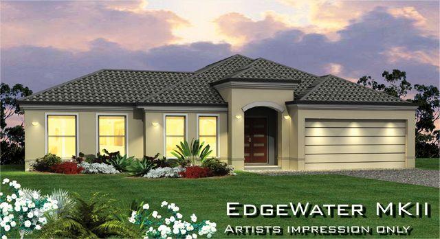 Edgewater mk 2 downslope design home design tullipan homes for Edgewater homes