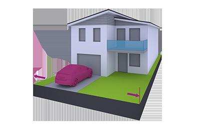 Narrow Home Sites