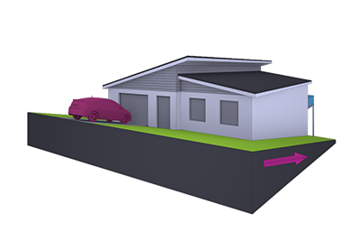 Miami Downslope Mkii 35 Square Home Design Tullipan Homes