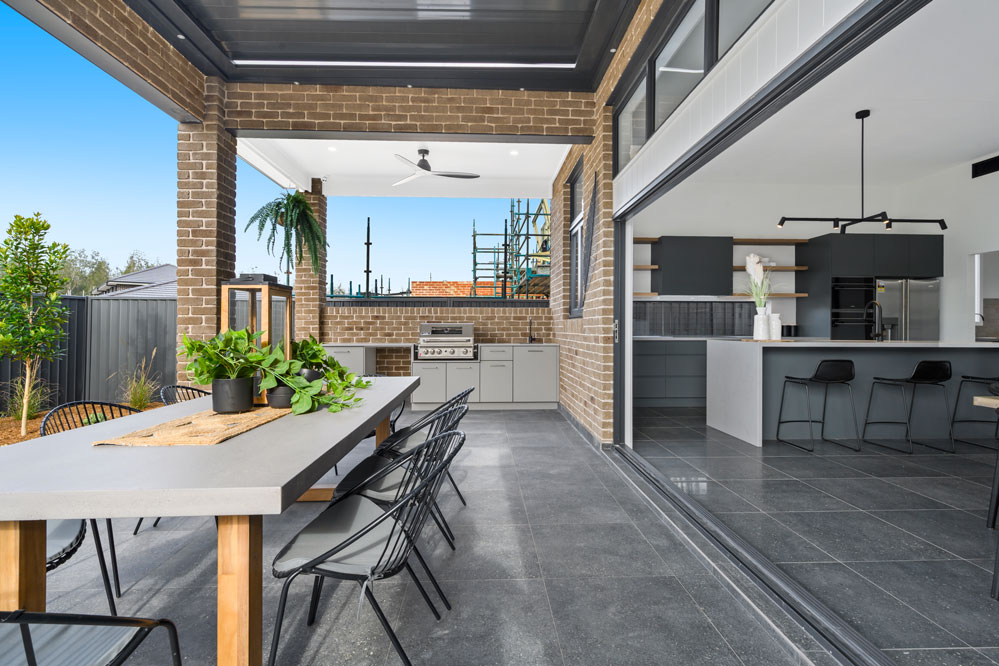 Alfresco & Outdoor Living Box Hill (Sydney) Display Home
