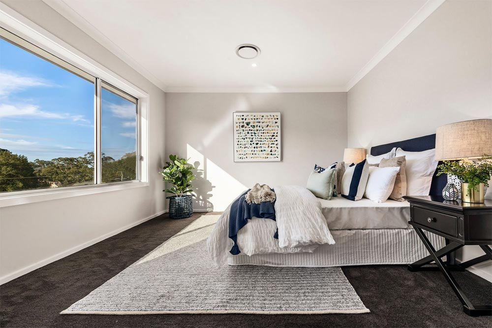 Terrigal Master Bedroom