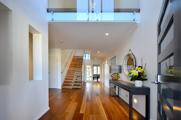 Foyer Flooring Zip Code : Double storey void to entry foyer gallery tullipan homes