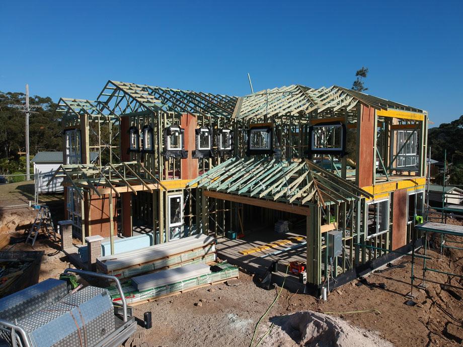 Framework & Roof Trusses 2