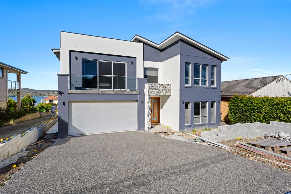 Custom Home Build in Speers Point