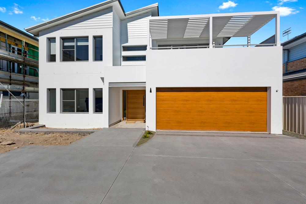 Ettalong waterfront custom design home