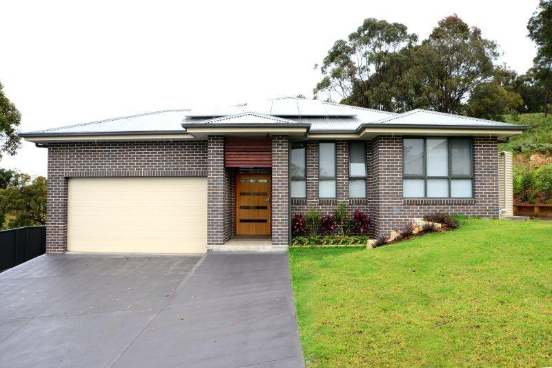 Single storey upslope design gallery tullipan homes for Upslope house designs