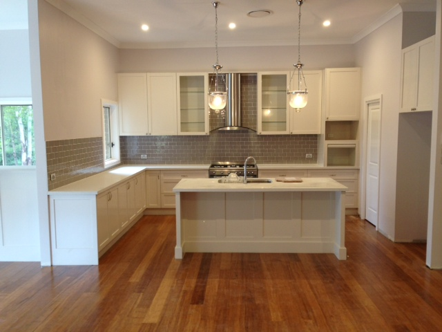 French Provincial style kitchen by Planit Kitchens