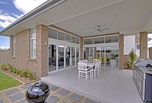Display Home San souci Woongarrah alfresco