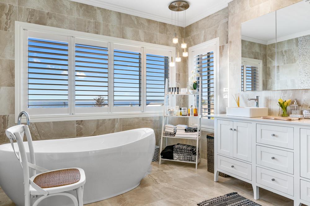 Blue Bay Bathroom
