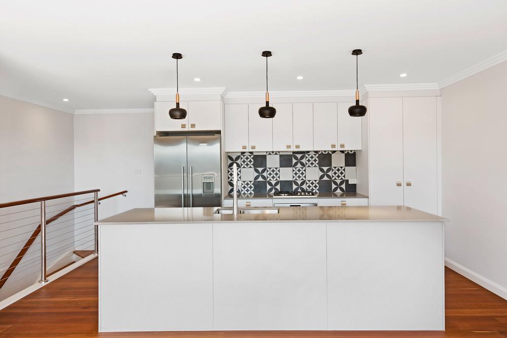 Tiari Kitchen design white