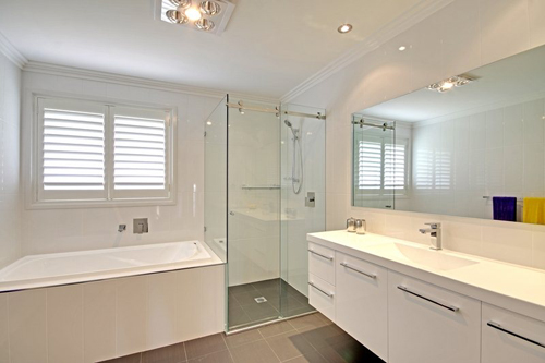 Display Home San souci Woongarrah Bathroom