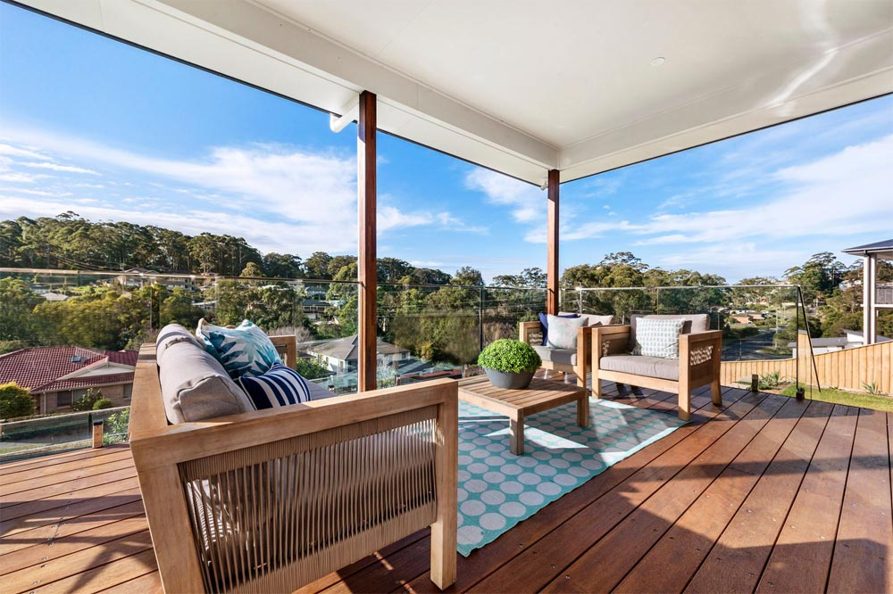 Terrigal Covered Deck